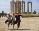 Athens, Greece. Yoga and Culture Tours