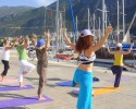 Trees on the Pier, Turkey. Yoga & Culture Tours