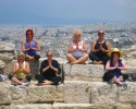 Athens, Greece. Yoga & Culture Tours