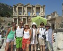 The Celsus Library, Ephesus, Turkey. Yoga & Culture Tours
