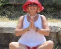 Sukhasana, Turkey. Yoga & Culture Tours